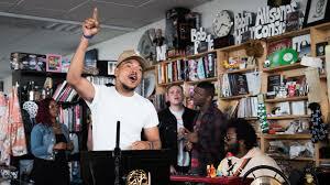Desk Pop Other Guys Chance The Rapper Tiny Desk Concert Npr