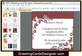 invitation programs invitation maker free wedding invitation maker free