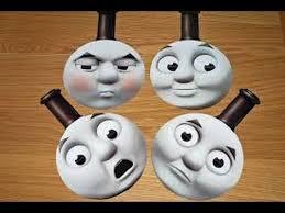 thomas tank engine paper masks