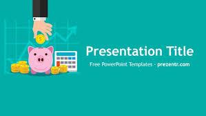 free personal finance powerpoint template prezentr powerpoint