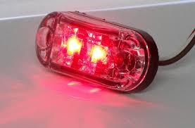 Red Led Light Bulb by Trailer Mini Led Marker Clearance Replacement Lights
