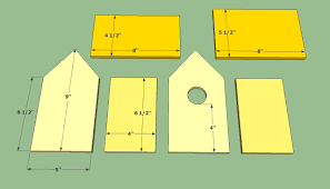 best photos of easy to make bird houses wooden bird house plans