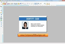 download funny id cards template software photo id cards