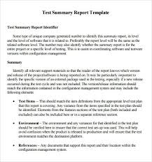 image result for exle of a report with a synopsis build a