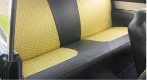 Car Interior Upholstery Fabric A Fabric With A Touch Of Tomorrowcooper Hewitt Smithsonian Design