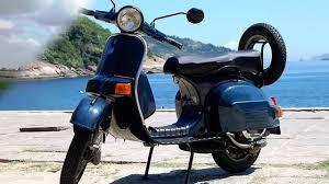scooter bajaj classic youtube