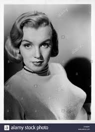marilyn monroe home town story 1951 stock photo royalty free