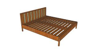 ergonomic build king platform bed cool bed frame with low wooden
