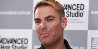 shane warne hair transplant warnie s hair commercials are just not cricket