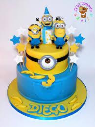 minions birthday cake de cumpleaños minions ideas originales y divertidas