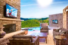 Outdoor Home Audio Systems Outdoor Entertainment Technology Walbrandt Technologies