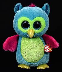 opal large owl ty beanie boos u2026 pinteres u2026
