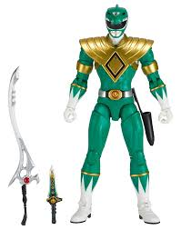 amazon power rangers legacy u2011 6 5 mighty morphin green