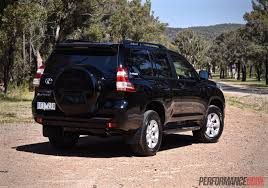 land cruiser car 2016 2016 toyota landcruiser prado 2 8 review video performancedrive