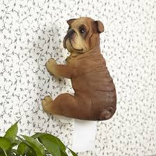 Animal Toilet Paper Holder Online Buy Wholesale Dog Toilet Paper Holder From China Dog Toilet