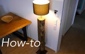 Schlafzimmer Lampe Holz Diy Designer Lampe Treibholz Bauen Anleitung Youtube