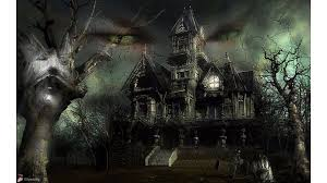 scary house 2016 happy halloween 4k wallpaper free 4k wallpaper