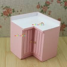 dollhouse kitchen cabinets aliexpress com buy 1 12 scale dollhouse furniture cupboard