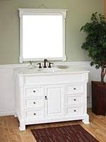 50 Inch Bathroom Vanity by 49 54 Inch Bathroom Vanities Bathgems Com