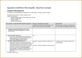 farm business plan sample state presentation small sample 6 cmerge