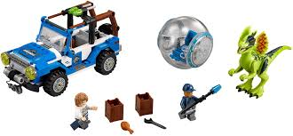 lego jeep set jurassic world brickset lego set guide and database