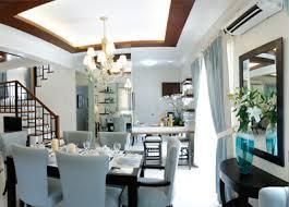 interior design model homes crossandra or emerald model house of trails iloilo by