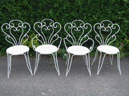 Best Vintage MidCentury Garden Images On Pinterest Vintage - Outdoor iron furniture