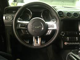 steering wheel for mustang mod of the day 2015 mustang steering wheel 2015 mustang forum