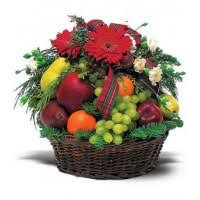 christmas fruit baskets christmas fruit baskets