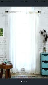 Floor Length Curtains Outfitters Curtains Outfitters Curtain Hardware