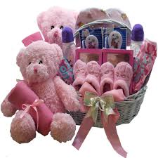 of appreciation gift baskets the new baby gift