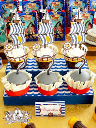 Pirate Decoration Ideas 49 Best Pirate Cakes Images On Pinterest Birthday Party Ideas