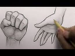 how to draw hands 2 different ways htd video 3 youtube