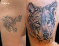 angelgalindo wolf cover up black and grey