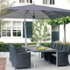 Outdoor Tablecloths For Umbrella Tables by Outdoor Rectangular Table And Chairs Tablecloth With Umbrella Hole