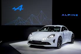 renault alpine vision concept renault alpine sub brand reborn with striking coupé regit