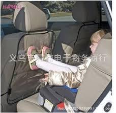 protection siege enfant harbll 2 pcs enfant siège de sécurité de voiture housse de