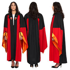 doctoral gown stanford phd gown all field of study degree colors in stock