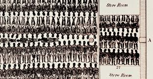 trading pattern shipping interior of slave ship slave trade pictures slavery in america