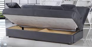 King Koil Sofa Bed regata rainbow dark gray convertible sofa bed by sunset