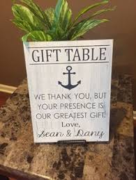 wedding gift table ideas wedding gift table sign by kerriart on etsy 22 00 weddings