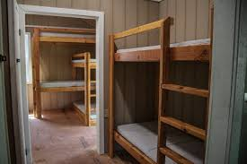 Two Floor Bed by Overnight Accommodations High Point Camp High Point Camp