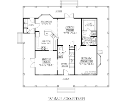 Awesome One Story House Plans Home Design House Plans Single Floor Best Story Unique Within 79