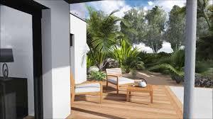 terrasses et jardin plan de jardin 3d plan de terrasse et piscine de luxe youtube