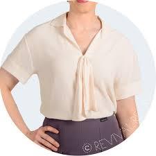 sailor blouse 1930s clothing sailor blouse revival retro