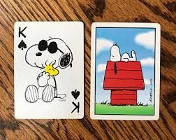 snoopy cards snoopy cards etsy