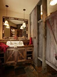 rustic bathroom ideas for small bathrooms bathroom rustic bathroom with brown rustic wood vanity cabinet