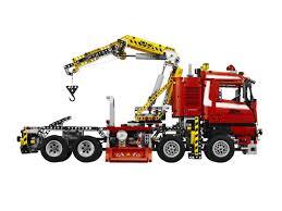 lego technic 2017 lego technic 8258 crane truck mattonito
