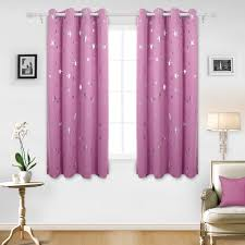 Light Pink Blackout Curtains Light Pink Blackout Curtain For Child S Room Co Uk
