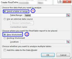 creating an excel pivot table manually exceldemy com